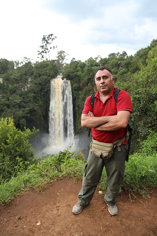 آبشار در آفریقا