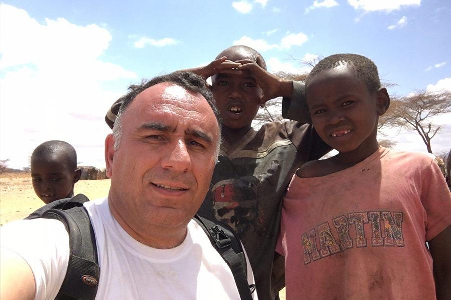 مسافرت در آفریقا