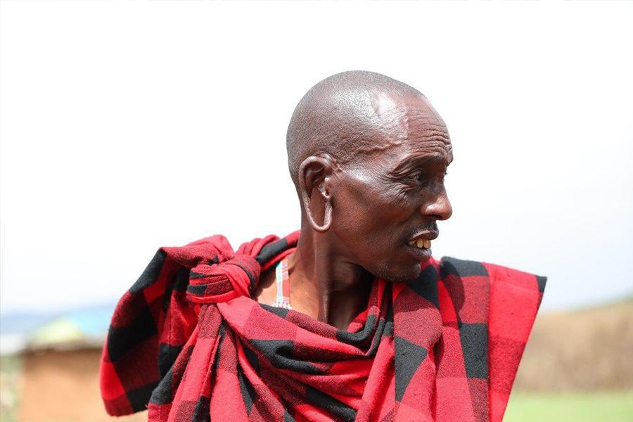 سوراخ کردن گوش در آفریقا