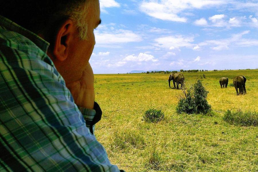تجربه سفر به آفریقا