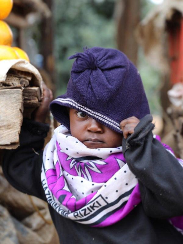 کودکان آفریقا
