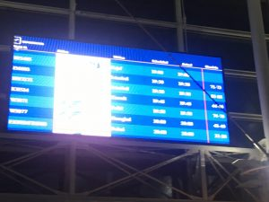 فرودگاه گاندي
