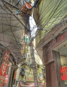 کابل برق در هند